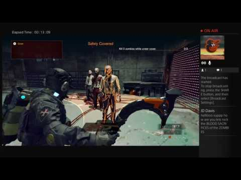 Umbrella Corps Resident Evil new game Tutorial Play