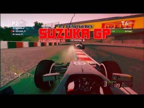 ► F1 2014 Online | Suzuka GP 100% Highlights | F1RC Saison 7 - Race 14 [HD]