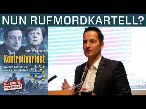 ARD & Co. greifen Spiegel-Bestsellerautor Thorsten Schulte an. Rufmord? Springer, Bertelsmann etc.