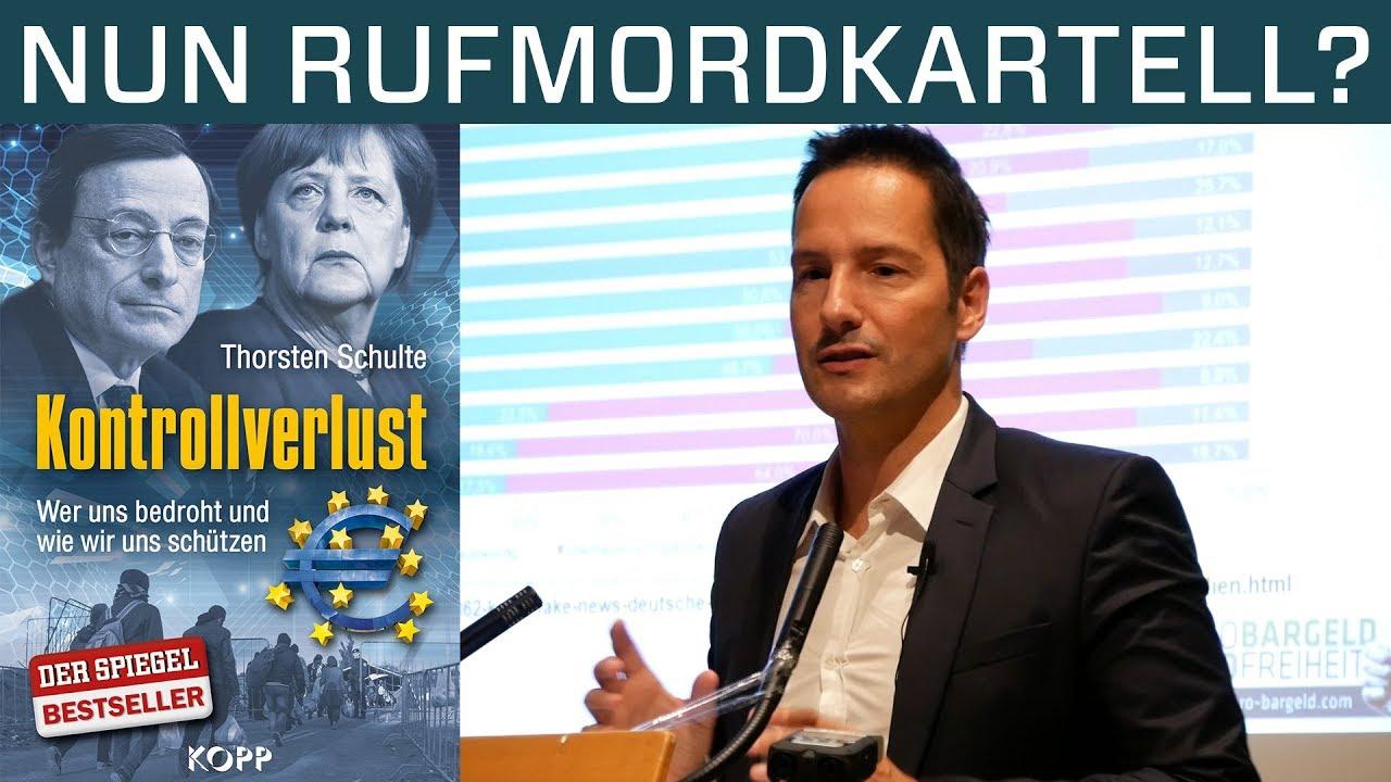 ARD & Co Greifen Spiegel Bestsellerautor Thorsten Schulte An