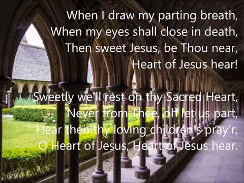 Heart Of Jesus Meek And Mild Himig Heswita lyrics