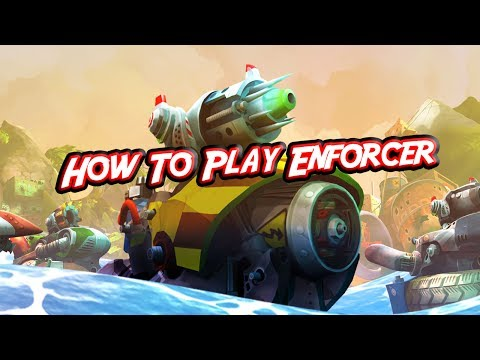 Battle Bay Guide with Porthos: How To Play Enforcer