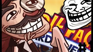 BECOMING THE WORLDS BIGGEST TROLL!!!| Trollface quest gameplay #1