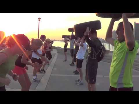 "Freestyle Street Workout ""Detroit"" - Boot Camp Training Ideas"