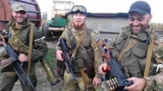 Чеченцы в Украине