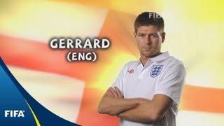 Steven Gerrard - 2010 FIFA World Cup