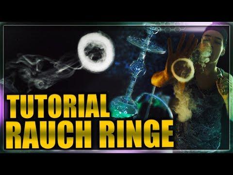 SHISHA Ringe Tutorial | Vape / Rauch / Dampf Tricks | Angel