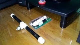 De que están hechas las Antenas PVC para ver canales HD TV ¡GRATIS!