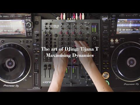 RA: The art of DJing: Tijana T