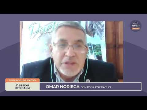 EN VIVO: Segunda Sesión Ordinaria 2021