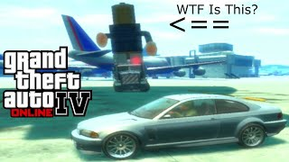 GTA IV: Online (PS3) Random Gameplay #1 [HD/60FPS]