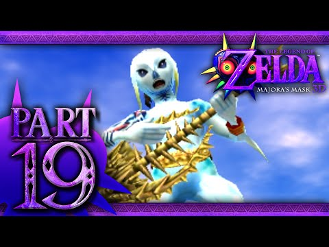 The Legend of Zelda: Majora's Mask 3D - Part 19 - Zora Mask