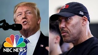 connectYoutube - A Brief History Of President Donald Trump's Feud With LaVar Ball | NBC News