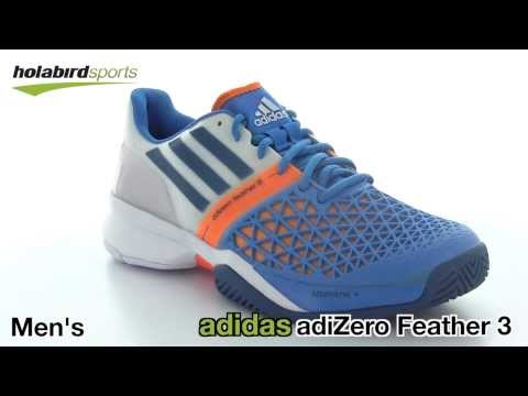 tennis-shoe-review:-adidas-adizero-feather-3-and-tempaia-3