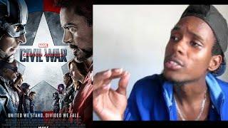CAPTAIN AMERICA: CIVIL WAR MOVIE REVIEW NO SPOILERS!/Bajan Movie Critic - MaTeO Elliott