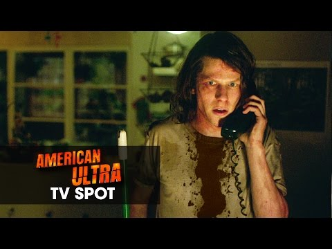 "American Ultra (2015) Official TV Spot – ""Danger"""