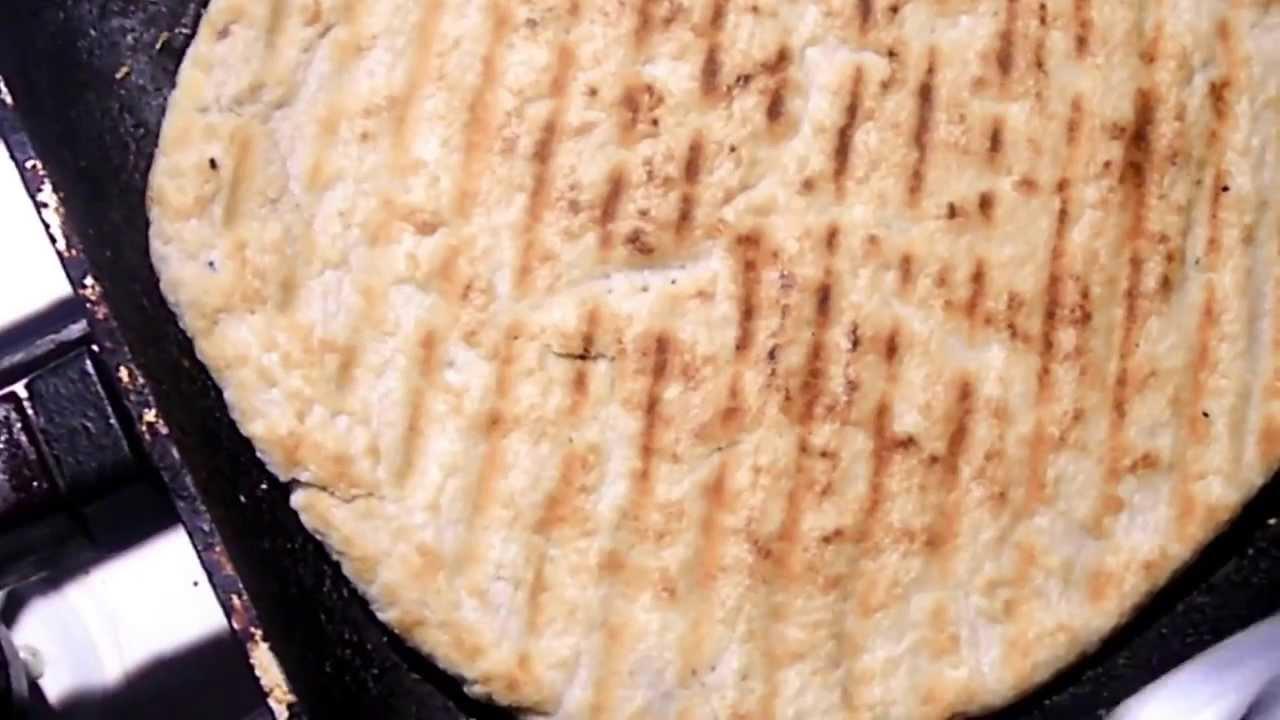 foto de Tortilla Tradicional de Harina a la Plancha Bifera YouTube