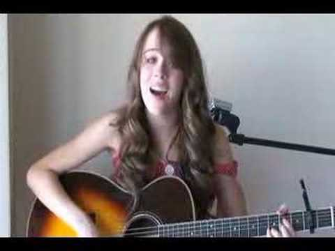 A Thousand Miles - Vanessa Carlton (Acoustic) - Tiffany Jo Allen Cover
