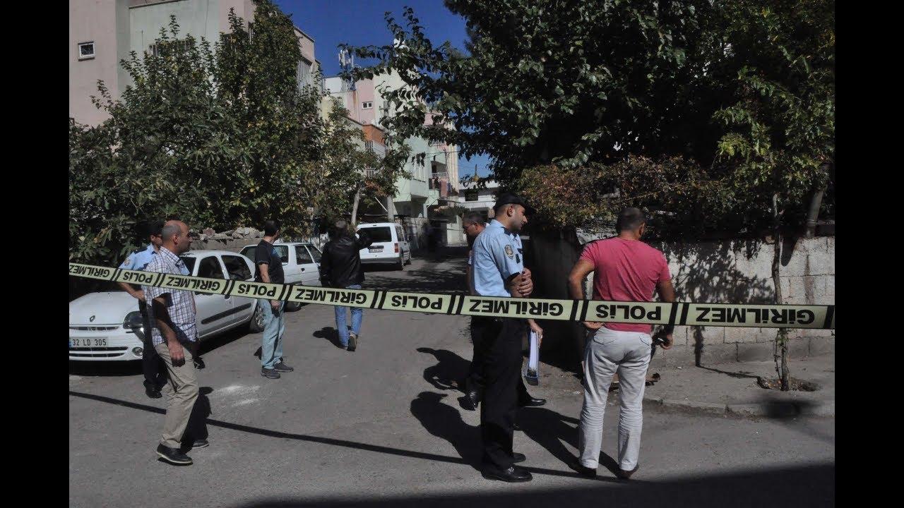 Sokak Ortasında Pompalı Tüfekle Saldırı