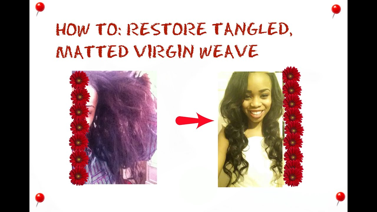 How to restore brittle dry tangled hair youtube how to restore brittle dry tangled hair pmusecretfo Image collections