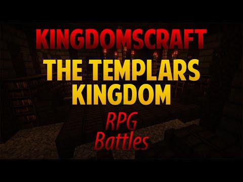 Minecraft Kingdoms Craft RPG Server: The Templars Kingdom Before The Great Invasion