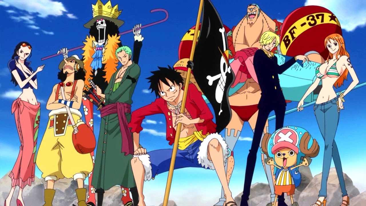 12 moments of anime 2009 3 completing the enies lobby arc of one. One piece soundtrack - Fight as long as you live (bounty ...