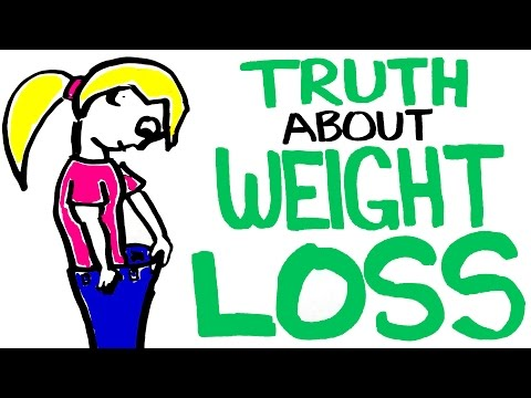 How to Lose Weight - No Gimmicks Only Truth