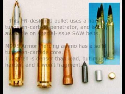 Short history of 5.56 x 45 NATO (EN)