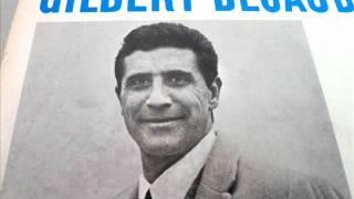 LES CROIX Gilbert Bécaud 1972, avec paroles