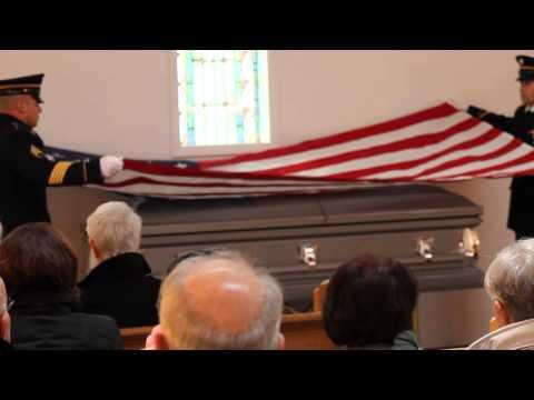Part 5 Of Frank Baranski's Funeral Celebration