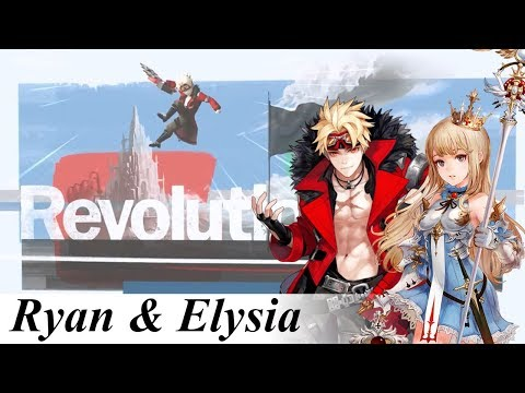 Seven Knights Arena - Ryan & Elysia Team