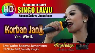 KORBAN JANJI (HD) Campurasri SINGO LAWU Dangdut Koplo Terbaru