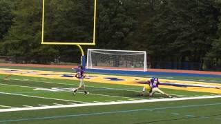 GMC Gridiron Highlights--October 2, 2014--Monroe @ No. Brunswick--Freshmen Game of the Week