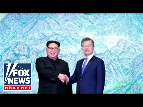 North And South Korean Leaders Hold Historic Summit