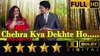 Video Chehra Kya Dekhte Ho , Dil Me Utar Kar Dekho Na by Priyanka Mitra & Alok Katdare Live Musical Shows download MP3, 3GP, MP4, WEBM, AVI, FLV Juli 2018