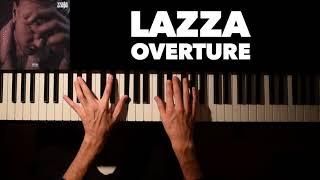 Overture - Lazza (Piano Cover)