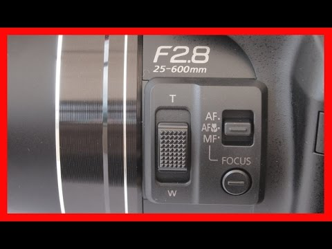 a back button focus method for the panasonic lumix fz200 youtube rh youtube com panasonic lumix dmc fz200 manual focus Panasonic FZ200 Book