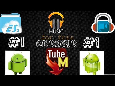 Download Music for free on Android - Tutorial #1