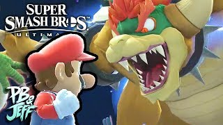 GREEDY GIGA BOWSER - Super Smash Bros. Ultimate Classic Co-Op