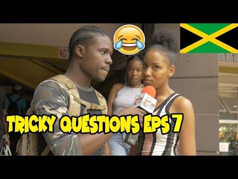 Trick Questions In Jamaica episode 7 [Mandeville] @JnelComedy @DiQuestions