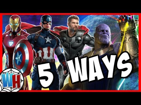 5 Ways Avengers Endgame Could End