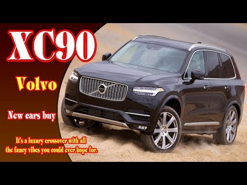 2018 Volvo Xc90 Inscription | 2018 Volvo Xc90 T8 | 2018 Volvo Xc90 Review | 2018 Volvo Xc90 R Design