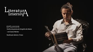 LITERATURA IMERSIVA - Teaser 1 - Epílogos