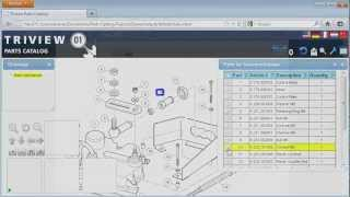 2 - Interactive Spare Parts Catalogs with PCG - Basic Operation