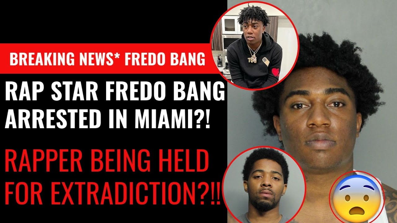 Louisiana rappers Fredo Bang, Lit Yoshi arrested in Miami