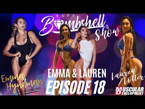 Emma & Lauren | Buff Bombshell Show | Ep. 18 | Emma Hyndman & Lauren Lotter