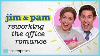 The Office: Jim and Pam - Reworking the Office Romance