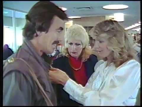 1984 Y&R Eric Braeden Visits Spokane with KREM TV