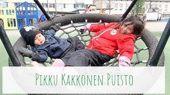 PIKKU KAKKONEN PUISTO TAMPERE | LIVING IN FINLAND 2019