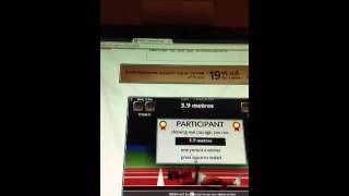 Qwop the difference betẁeen hacked and normal